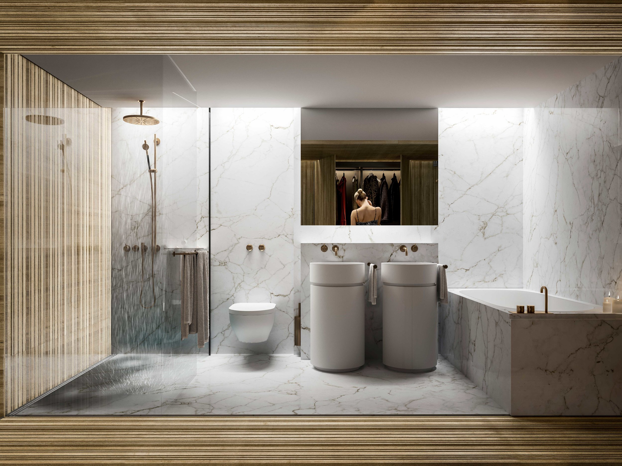 The Butterfly by Westbank in Vancouver West Interiors