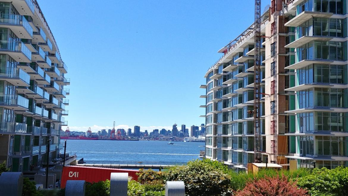 Cascade At the Pier West (Lower Lonsdale, North Vancouver) Condo Assignment