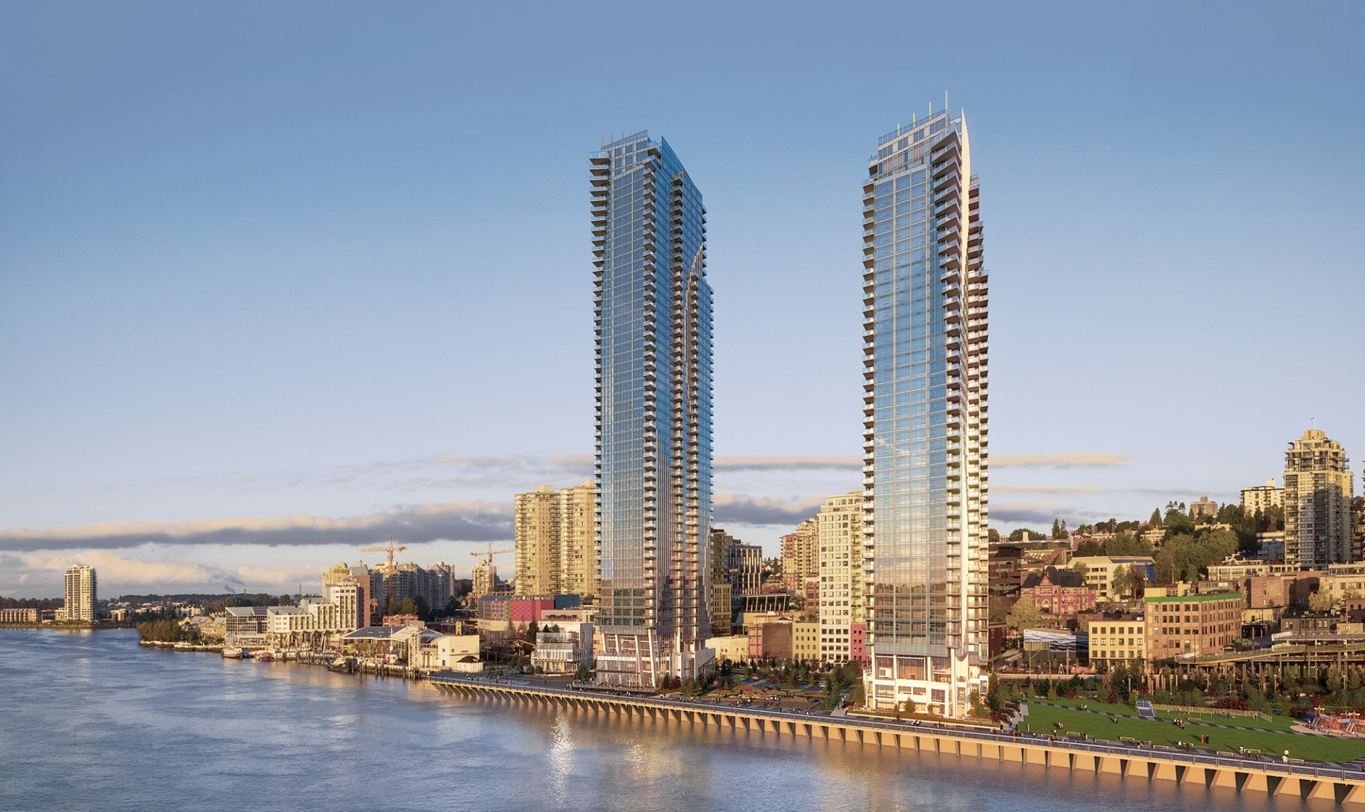Pier West by Bosa in New Westminster