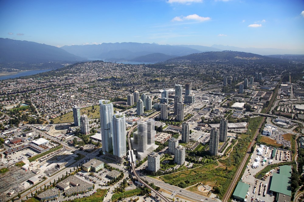 Residential Condo Development in Burnaby North