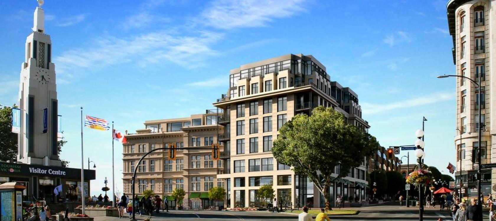 Victoria Presale Condos at Customs House