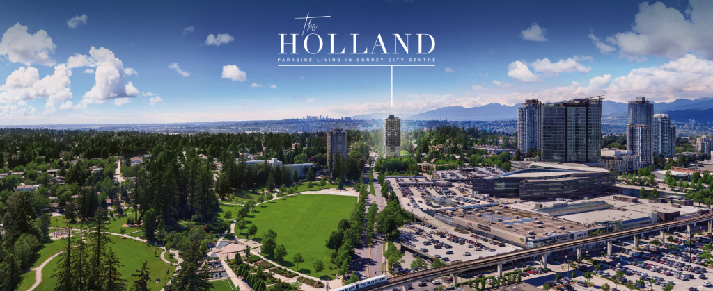 The Holland in Surrey City Centre