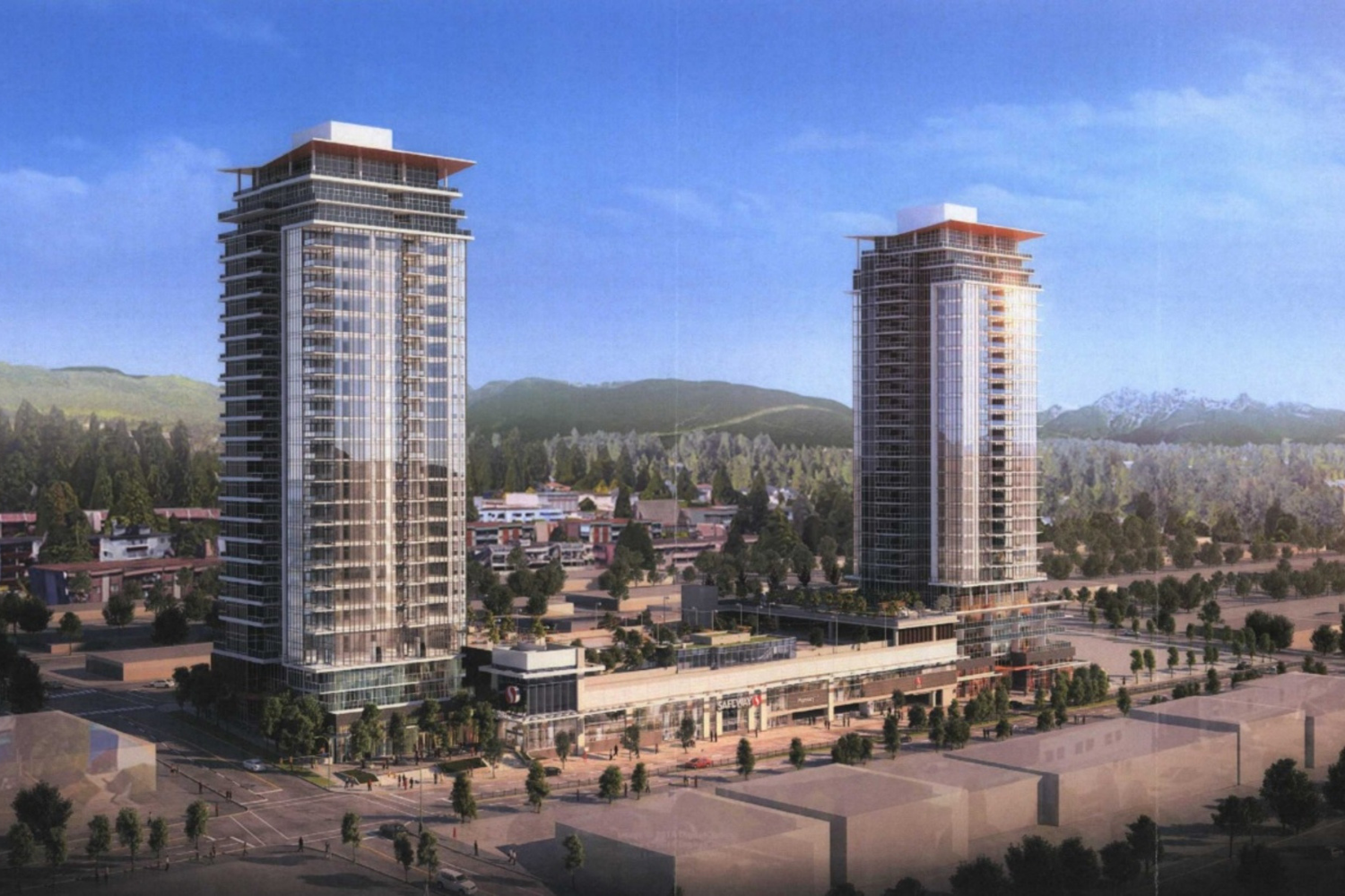 The Heights on Austin Coquitlam condo presale Canada