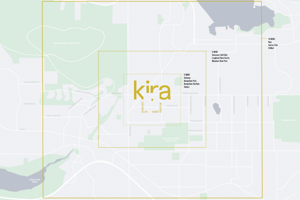 Kira West Coquitlam Woodbridge Homes contemporary homes presale location