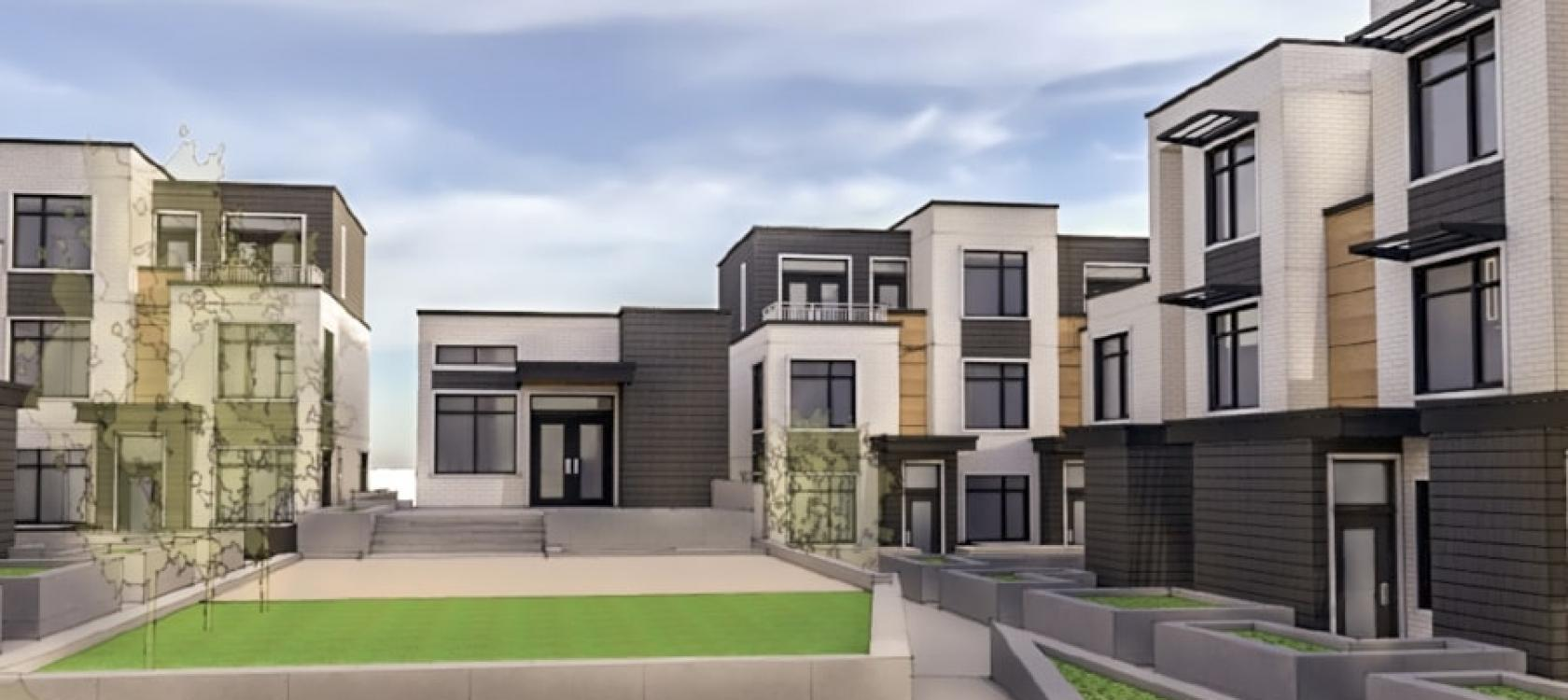 Skagen Townhomes West Coquitlam Tonwhome development for sale 2019
