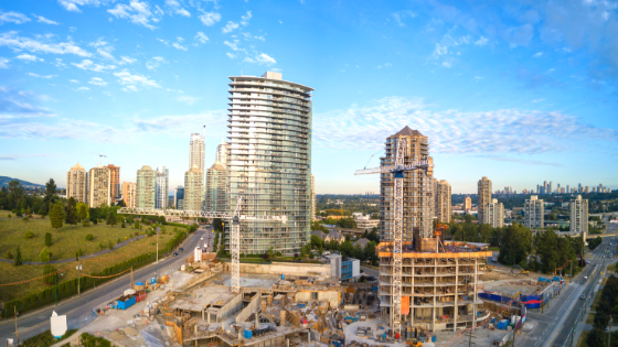 Brentwood Town Centre Condos for sale development presale