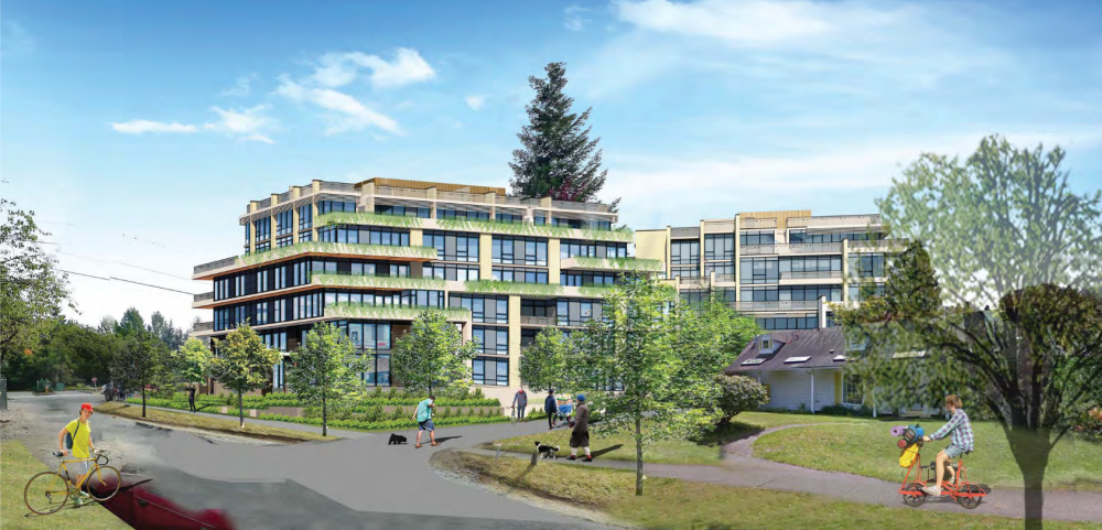 Chelsea by Cressey new development condo presale in Vancouver (Cambie Corridor)